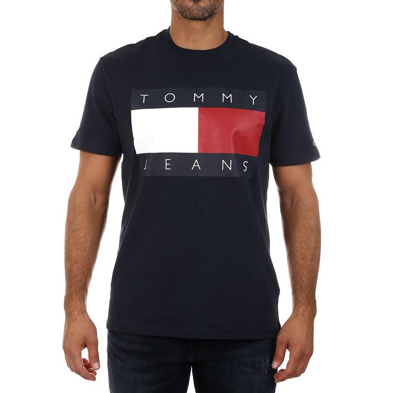Muška majica Tommy Hilfiger TJM TOMMY FLAG TEE