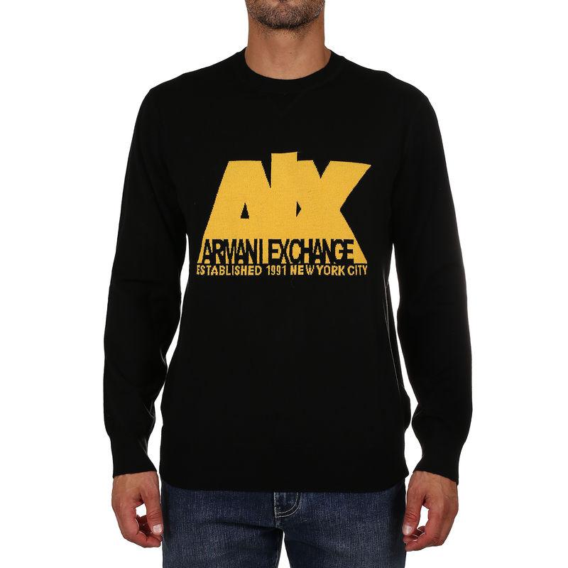 Muški džemper Armani Exchange SWEATER