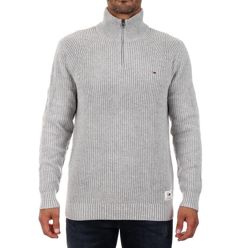Muški džemper Tommy Hilfiger TJM ZIP MOCK NECK