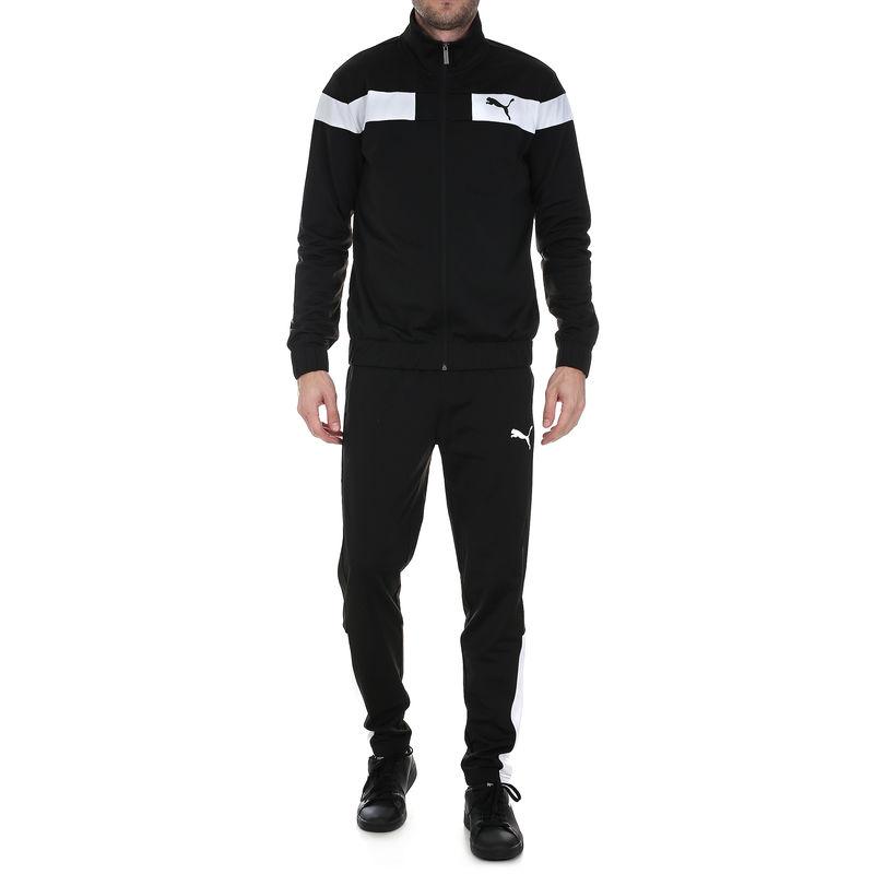 Muška trenerka Puma Techstripe Tricot Suit Op.