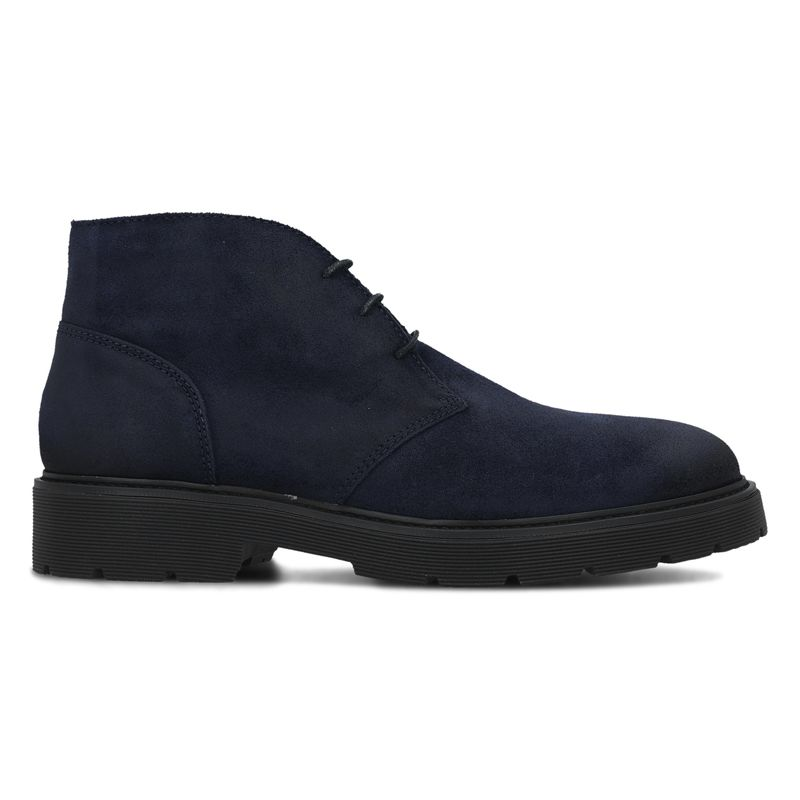 Muške cipele Tommy Hilfiger SUEDE CLEATED DESERT BOOT