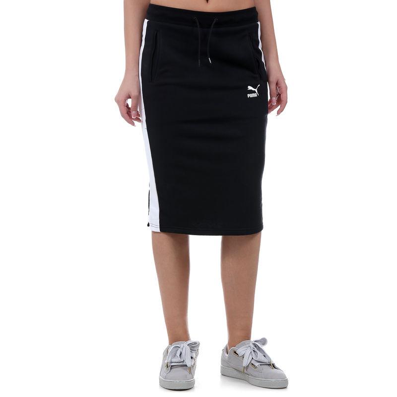 Ženska suknja PUMA Classics T7 Skirt
