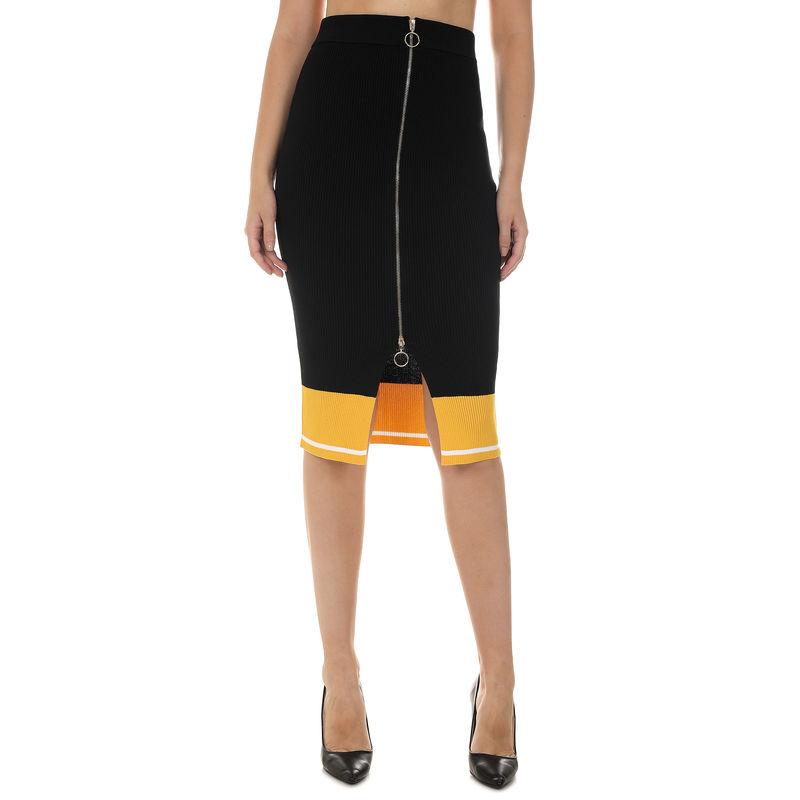 Ženska suknja Guess CLARA SKIRT SWTR