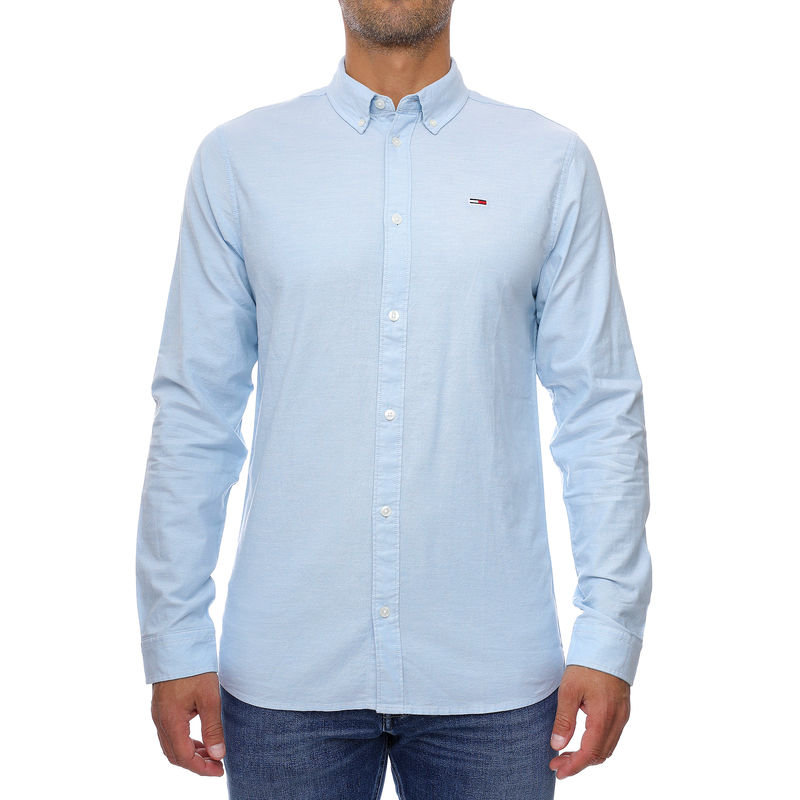 Muška košulja Tommy Hilfiger-STRETCH OXFORD SHIRT