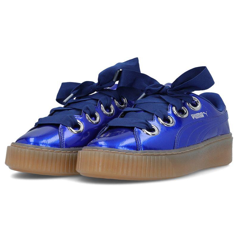 45a67ff37a Dečije patike Puma Basket Platform Kiss Anodized Jr