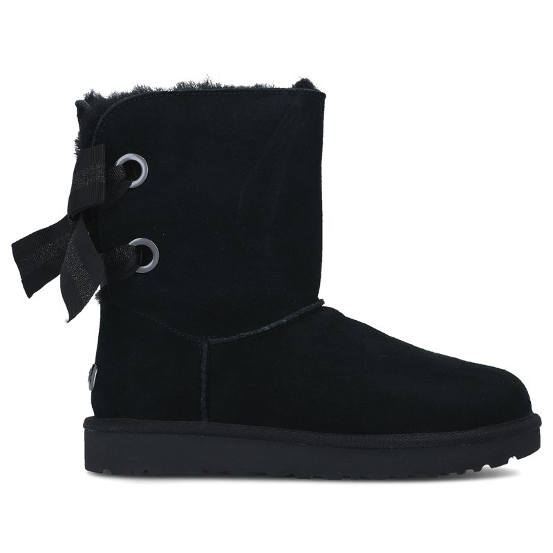Ženske čizme Ugg CUSTOMIZABLE BAILEY BOW SHORT