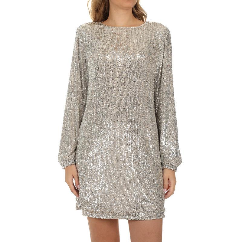 Ženska haljina Guess DELVINA DRESS