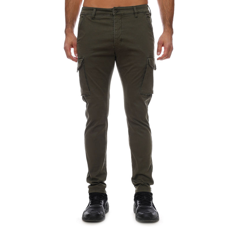 Muške pantalone Staff DAVE CARGO MAN PANT