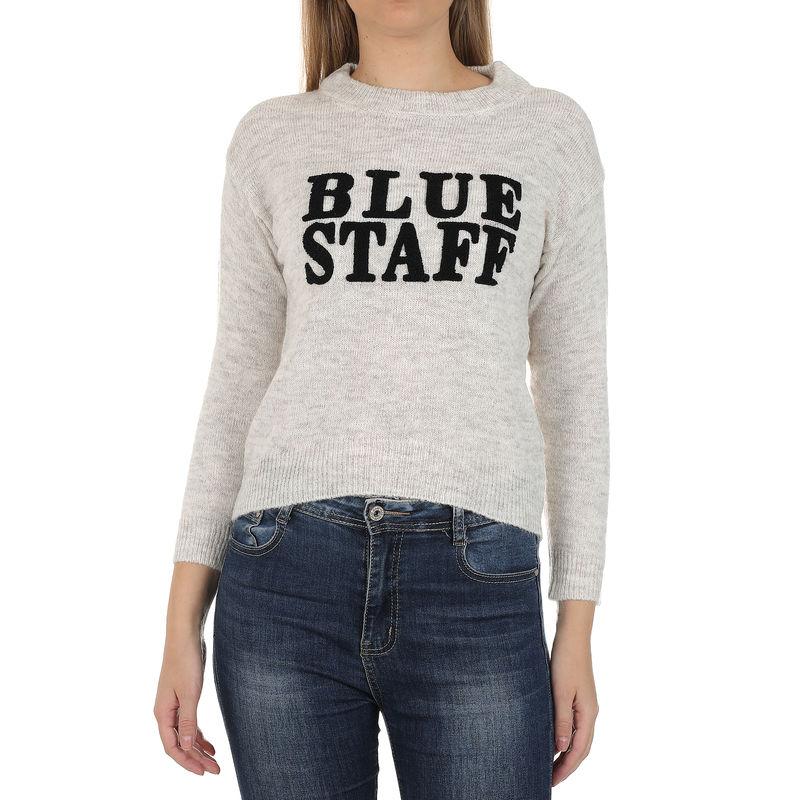 Ženski džemper Staff GINA WOMAN KNIT