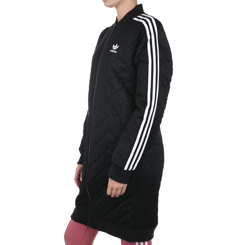 Venta caliente genuino precios baratass nuevo estilo de 2019 Ženska jakna ADIDAS LONG BOMBER