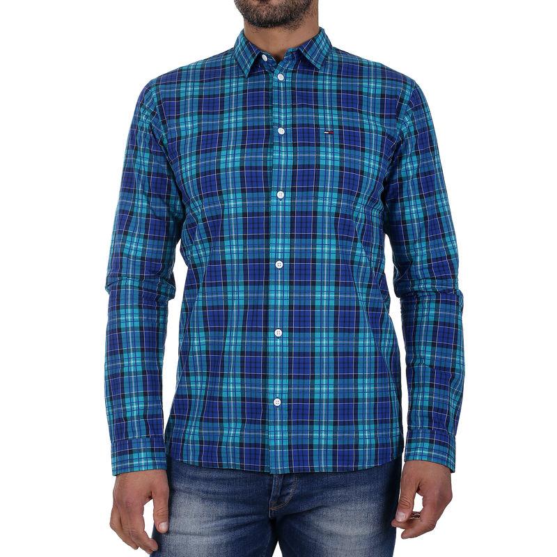 Muška košulja Tommy Hilfiger TJM BOLD CHECK SHIRT