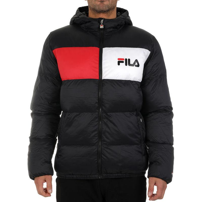 Muška zimska jakna Fila MEN FLOYD PUFF HOOD
