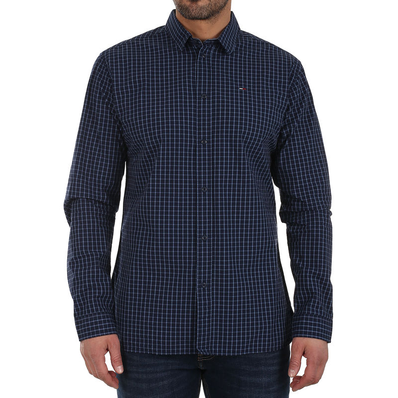 Muška košulja Tommy Hilfiger TJM ESSENTIAL PLAID SHIRT