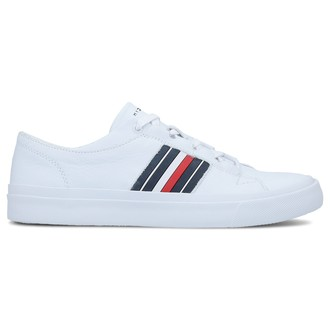 Muške patike Tommy Hilfiger CORPORATE LEATHER LOW SNEAKER
