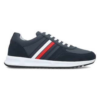 Muške patike Tommy Hilfiger MODERN CORPORATE LEATHER RUNNER