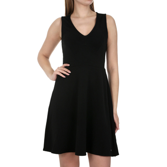 Ženska haljina Tommy Hilfiger BETH FLARE DRESS NS