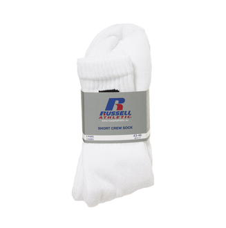 Čarape Russell Athletic 3 PK SHORT CREW SOCK