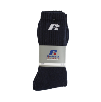 Čarape Russell Athletic CREW SOCK 3PK TEGET