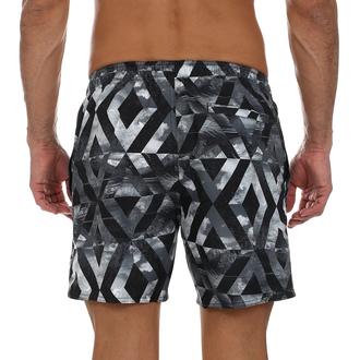 Muški kupaći Speedo PRT LEIS 16 WSHT AM BLACK/GREY
