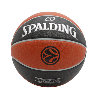 Lopta za košarku Spalding lopta euroleague replica tf-500 ind/out