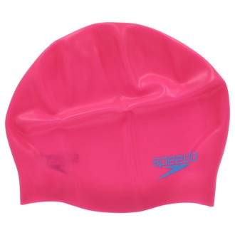 Dečija kapa za plivanje Speedo PLAIN MOULDED SILICONE JUNIOR