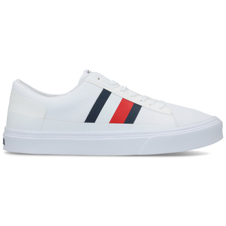 Muške patike Tommy Hilfiger LIGHTWEIGHT STRIPES KNIT SNEAKER