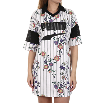 Ženska haljina Puma Downtown AOP Dress