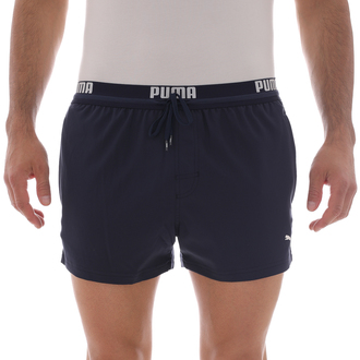 Muški kupaći Puma SWIM MEN LOGO SHORT LENGTH SWIM SHORTS 1P