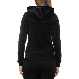 Ženski duks Puma ELEVATED ESS VELOUR FZ HOODY