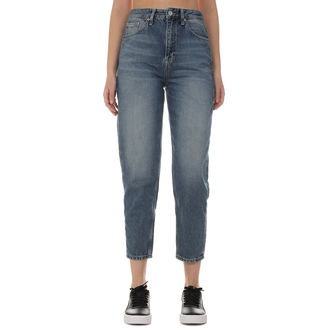 Ženske farmerke Tommy Hilfiger MOM JEANS HIGH RISE TAPERED SNDM