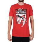 Muška majica Puma Graphic Box Brush Tee