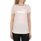 Ženska majica Puma ESS+ Logo Heather Tee