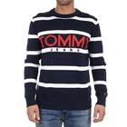 Muški džemper Tommy Hilfiger TJM BOLD LOGO SWEATER