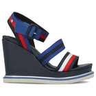 Ženske sandale Tommy Hilfiger SPORTY COLOR MIX WEDGE
