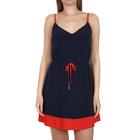 Ženska haljina Tommy Hilfiger TJW ESSENTIAL STRAP DRESS