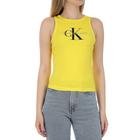 Ženska majica Calvin Klein MONOGRAM STRETCH SPORTY TANK