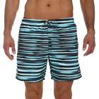 Muški kupaći Speedo PRT LEIS 16 WSHT AM BLACK/BLUE