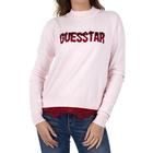 Ženski džemper Guess LS RN ADDY SWEATER