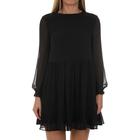 Ženska haljina Tommy Hilfiger TJW TIERED A-LINE DRESS