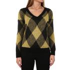 Ženski džemper Guess LS V-NECK SILVIA SWEATER