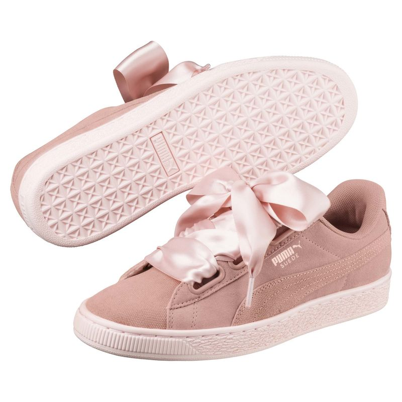 Ženske patike Puma BASKET HEART PEBBLE WN'S