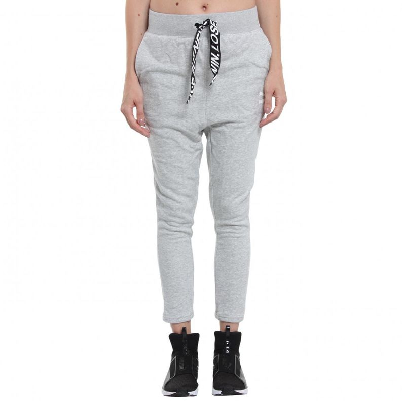 Ženska trenerka Puma LOW CROTCH PANTS
