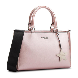 Ženska torba Trussardi T-EASY STAR TOTE MD ECOLEATHER