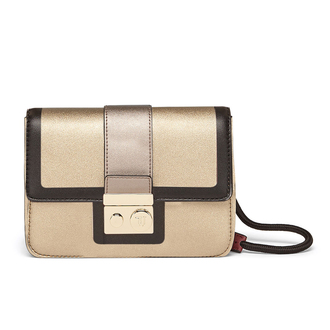Ženska torba Trussardi WITH LOVE CLUTCH MD ECOLEATHER