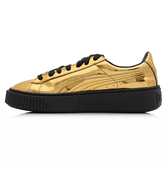 Ženske patike Puma BASKET CREEPER METALLIC