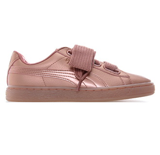 Ženske patike Puma BASKET HEART COPPER WNS