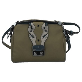 Ženska torba TRUSSARDI ANICE SHOULDER BAG ECO WITH APPLI