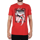 Muška majica Puma Graphic Box Brush Tee