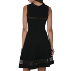 Ženska haljina Guess SL RN AUDREY SWEATER DRESS